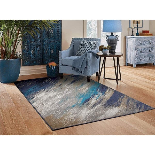 Luxury Modern Area Rugs Gray Contemporary Carpet