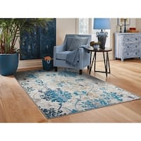 Distressed Area Rugs Grey Multiple Sizes Modern Carpet