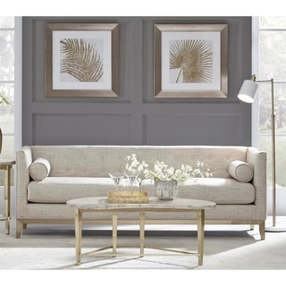 Link to Quinn Cream Tufted Mid Century Modern Sofa Similar Items in Sofas & Couches