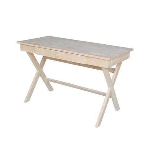 Cross Leg Desk