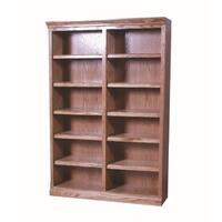 Mission Bookcase 48W x 72H x 13D