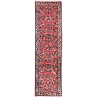 eCarpetGallery  Hand-knotted Sarough , Red Wool Rug - 2'9 x 9'11