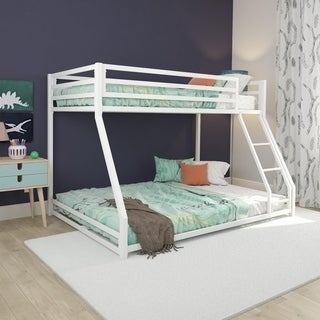 Porch & Den Wilkesboro Metal Twin/Full Bunk Bed