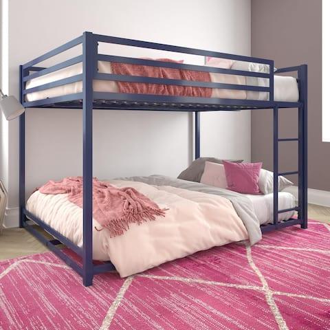 Porch & Den Wilkesboro Metal Full-over-full Bunk Bed