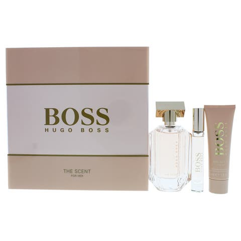 Hugo Boss Boss The Scent Women's 3-piece Gift Set