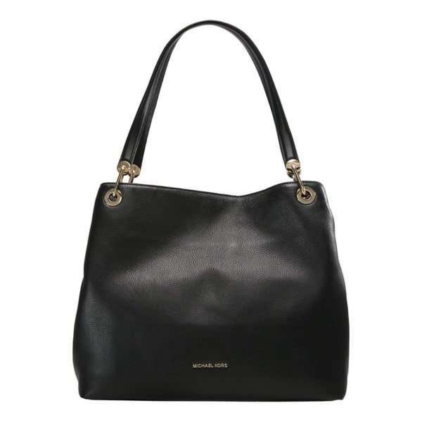 6a2a6ec61d540c Shop Michael Kors Raven XL Tote - Black - 30H7GRXE4L-001 - Free Shipping  Today - Overstock - 27368822
