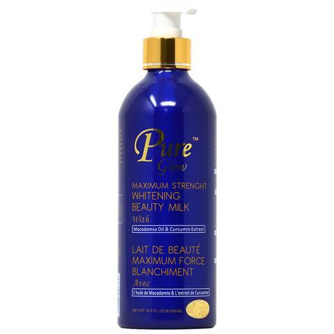 Pure Glow Maximum Strength Whitening 16.8-ounce Beauty Milk