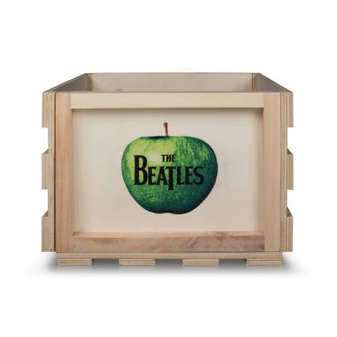 Record Storage Crate The Beatles Apple