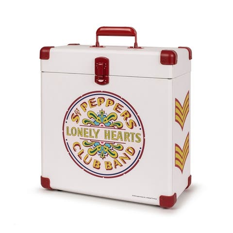 Record Carrier Case The Beatles Sgt Pepper