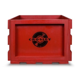 Link to Record Storage Crate - Red Similar Items in Filing Storage & Accessories