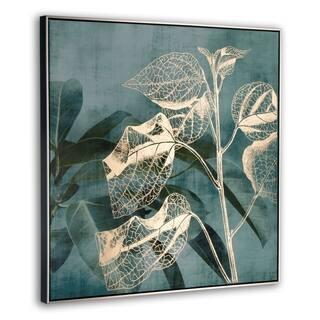 Plandai Framed Canvas