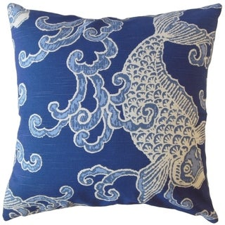 Porch & Den Dallas Coastal Throw Pillow