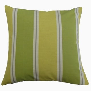 Quiqui Striped Throw Pillow Citris