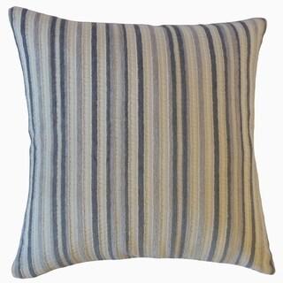 Gauthier Striped Throw Pillow Birch