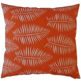 Xuan Graphic Throw Pillow Marmalade