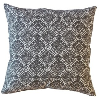 Jarmo Geometric Throw Pillow Matte