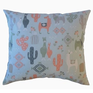 Magaly Graphic Throw Pillow Sundown