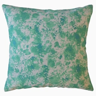 Delyth Graphic Throw Pillow Surfside