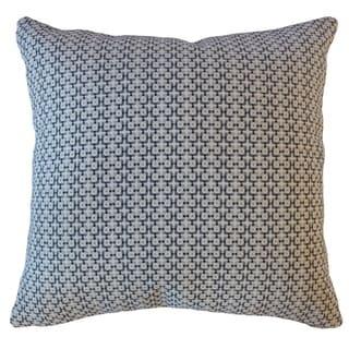Feleti Geometric Throw Pillow Birch