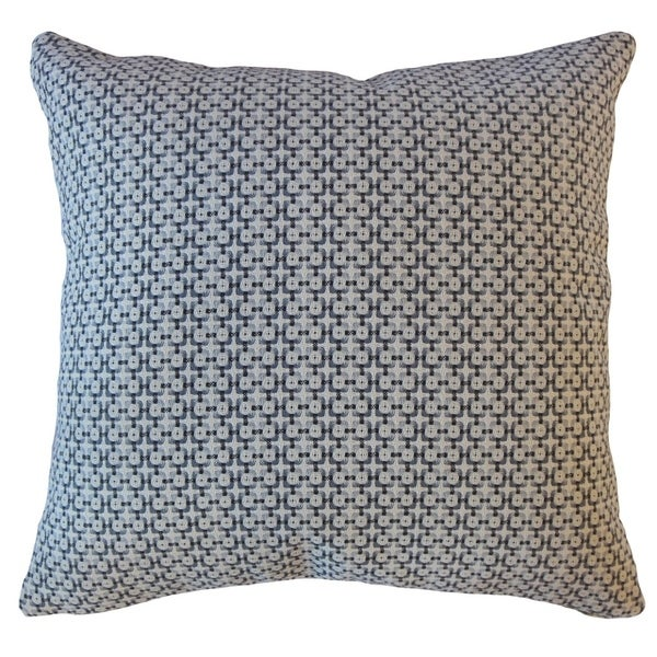 Feleti Geometric Throw Pillow Birch
