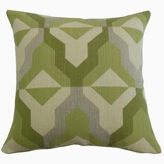 Yardan Geometric Throw Pillow