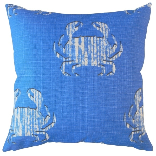 Rais Coastal Throw Pillow Admiral