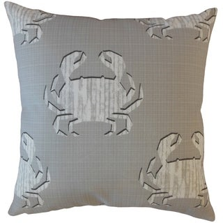 Rais Coastal Throw Pillow Seasalt