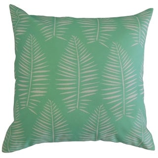 Xuan Graphic Throw Pillow Surfside