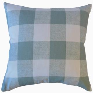 Jaspen Plaid Throw Pillow Waterbury