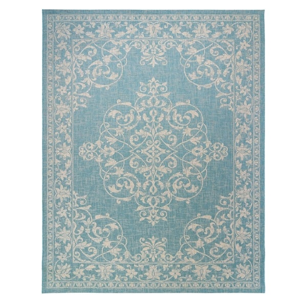 Shop Avenue 33 Paseo Ryoan Oasis Area Rug 7 10 Quot X 10 By