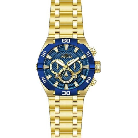 Invicta Men's Coalition Forces 27258 Gold Watch