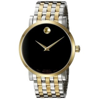 Link to Movado Men's 0607008 'Red Label' Automatic Two-Tone Stainless Steel Watch Similar Items in Men's Watches