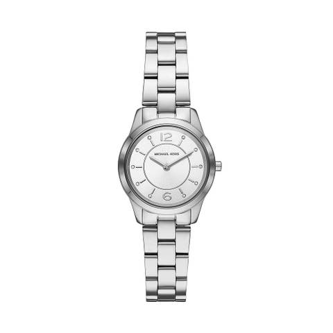 Michael Kors Women's MK6610 'Runaway' Stainless Steel Watch