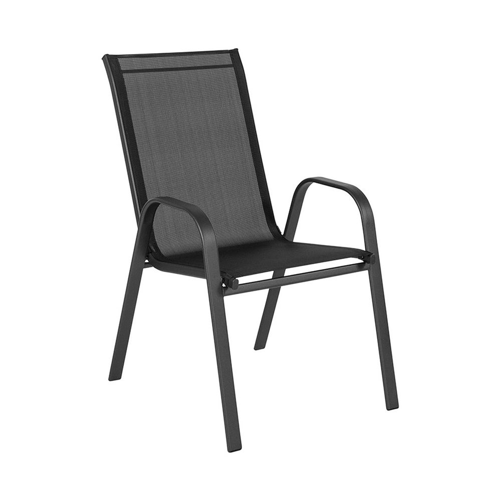Outdoor Stackable Sling Patio Chair