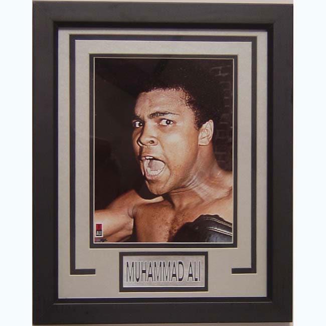 Muhammad Ali Deluxe Frame