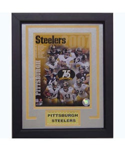 Pittsburgh Steelers 2007 Deluxe Frame - Thumbnail 0