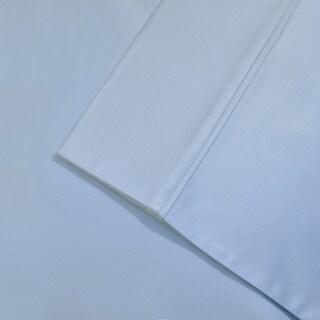 Superior Egyptian Cotton 800 Thread Count Pillowcase Set (Set of 2) (Option: Standard / LT Blue)