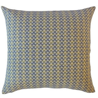 Porch & Den Donelson Geometric Throw Pillow