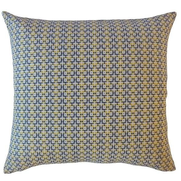 Porch & Den Donelson Geometric Throw Pillow