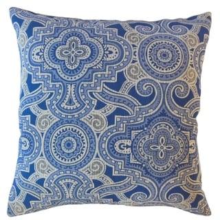 Jacory Geometric Throw Pillow Delft