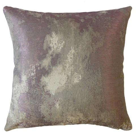Porch & Den Eastbrook Mauve Throw Pillow