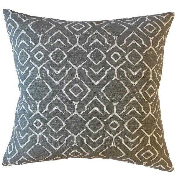 Maame Geometric Throw Pillow Bridge