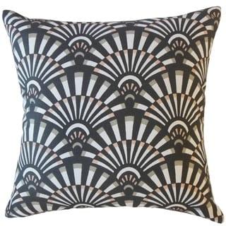 Yandel Geometric Throw Pillow Ella