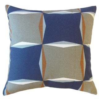 Ilayda Geometric Throw Pillow Orson