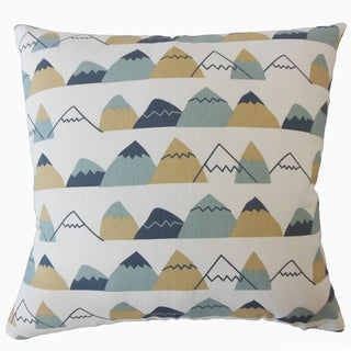 Raewyn Graphic Throw Pillow Awendela