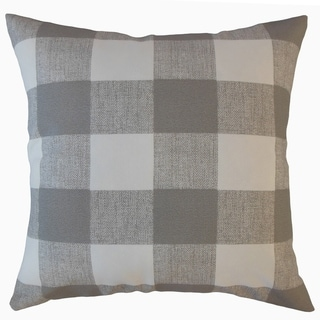 Link to Walker Plaid Throw Pillow Gray Similar Items in Blankets & Throws