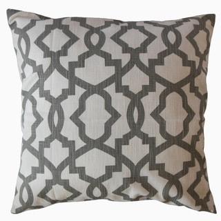 Callahan Geometric Throw Pillow Summerland