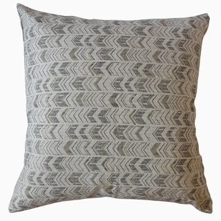 Ganya Geometric Throw Pillow Reflection