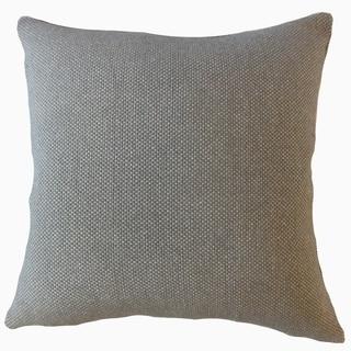 Porch & Den Dorburn Solid Throw Pillow