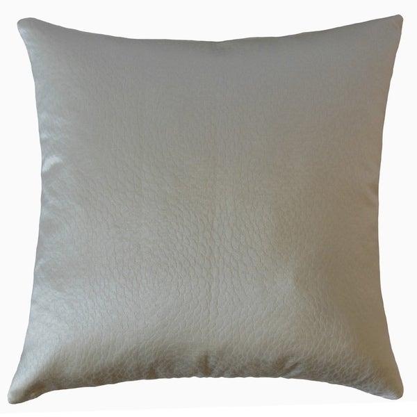 Barakit Solid Throw Pillow Dew
